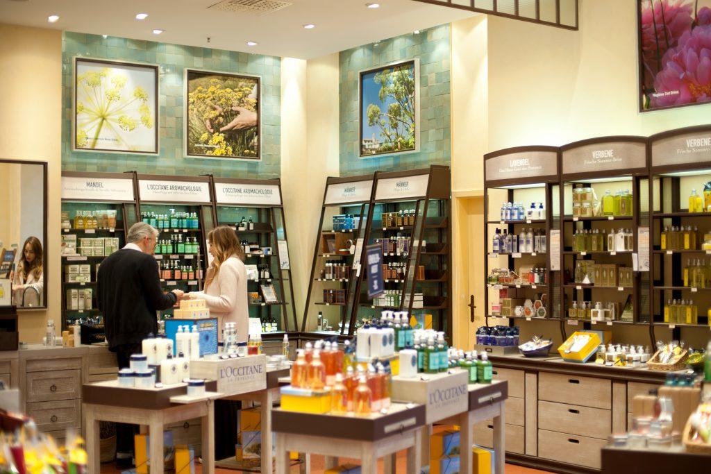 L'Occitane_Store_Leipzig_Interiour