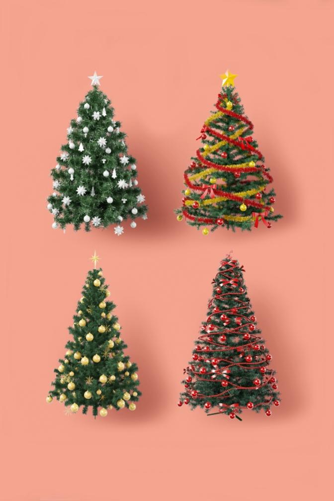 weihnachtsbaeume-kindheitserinnerungen-weihnachten