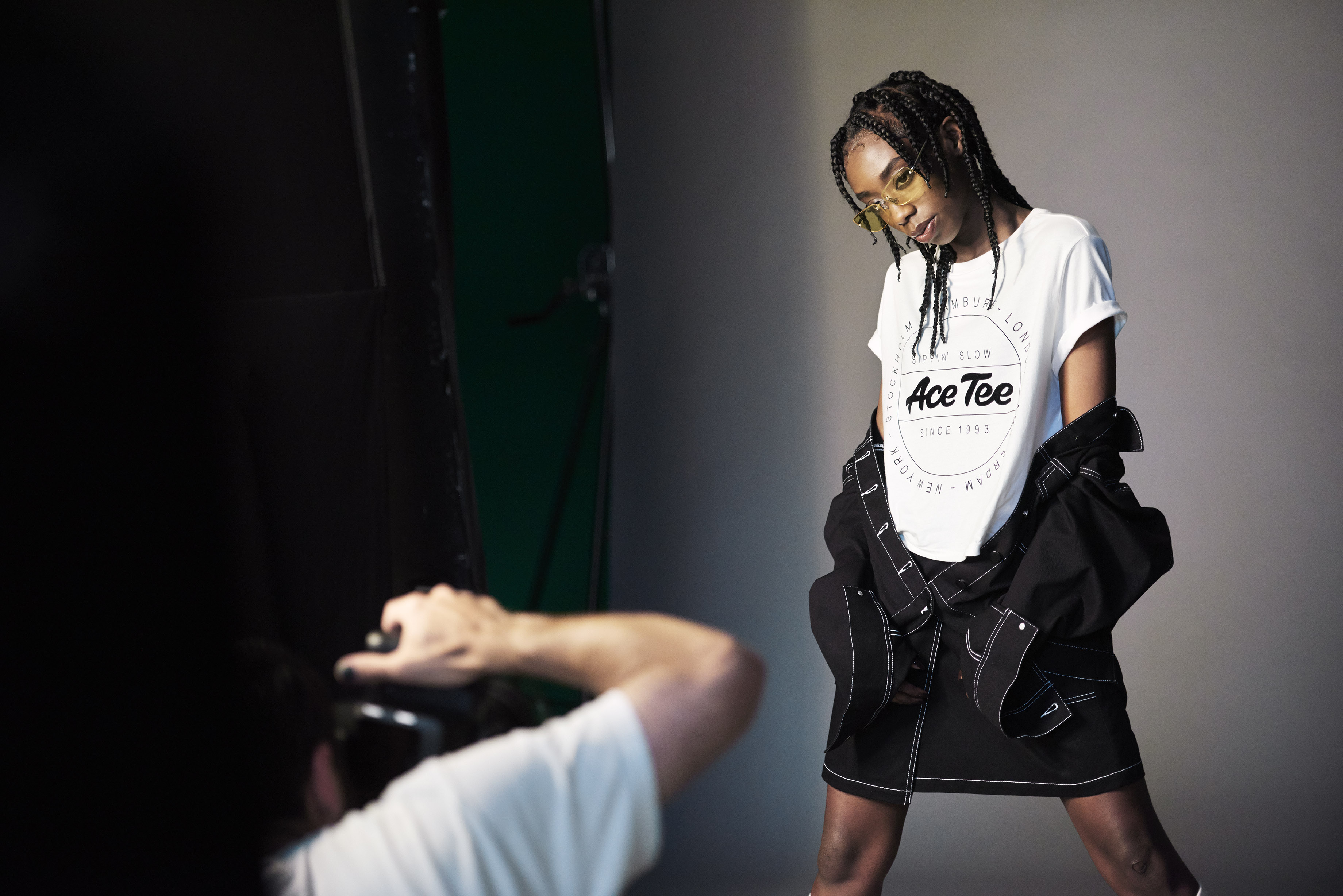 HM x Ace Tee_BTS Campaign Shoot_LR