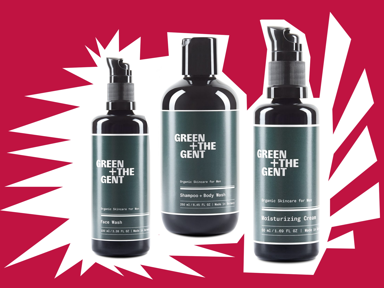 green+thegent